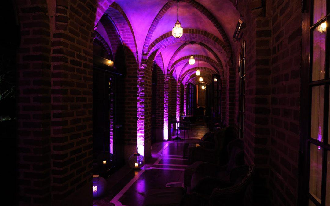 Engsholms Slott, Mörkö – Scenljus, fasadbelysning & dekorationsljus