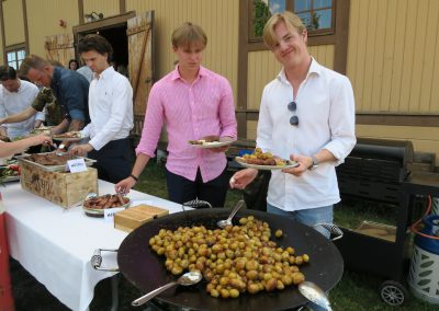Eventation Magasinet Elfviks Gård Lidingö.38